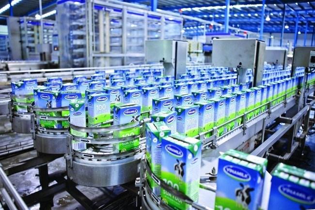 Vinamilk's Mega Smart Factory