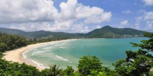 thailand beach kamalay bay phuket