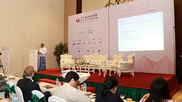 IoT Myanmar - Asia IoT Business Platform