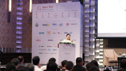 IoT Thailand - Asia IoT Business Platform