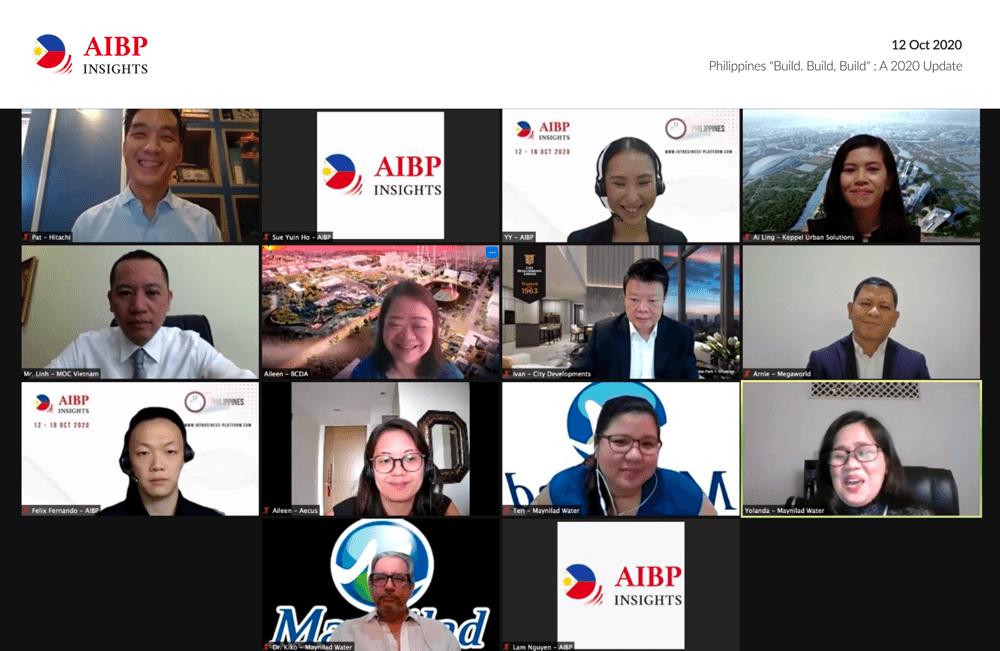 "PHILIPPINES ""BUILD, BUILD, BUILD"" : A 2020 UPDATE"