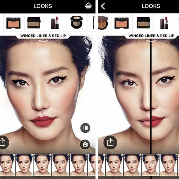Sephora Scan to Interact feature