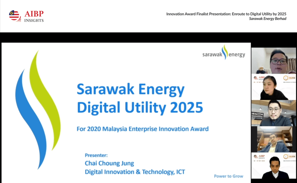 Sarawak Energy Digital Project Presentation