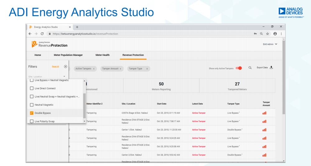 Energy Analytics Studio