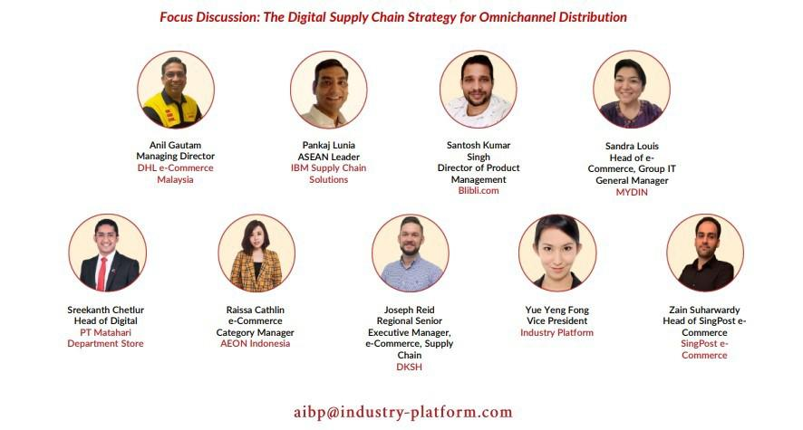 AIBP Focus Supply Chains for Omnichannel